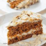 Schneller Karottenkuchen mit Frischkäsecreme - Bild 6