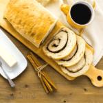 Schokoschnecken Brot - Bild 7