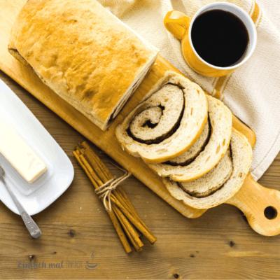 Schokoschnecken Brot