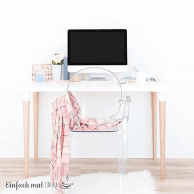 Stehschreibtisch – In 3 Schritten gesünder arbeiten
