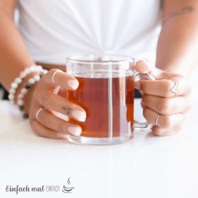 Einfach mehr trinken – mit Tee als Wohlfühlgetränk