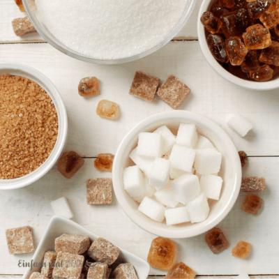 Warum Zucker besser ist als sein Ruf