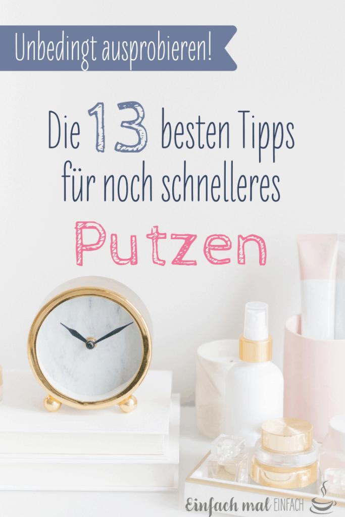 Die 13 besten Tipps für schnelles Putzen - Bild 8