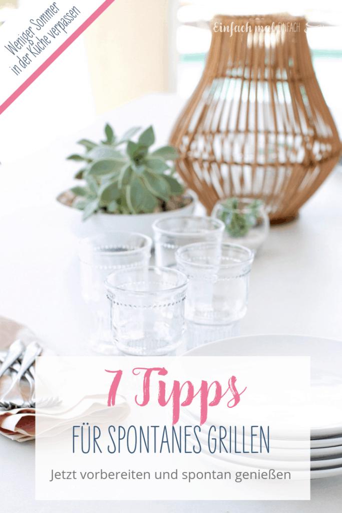 7 Tipps für spontanes Grillen - Bild 5