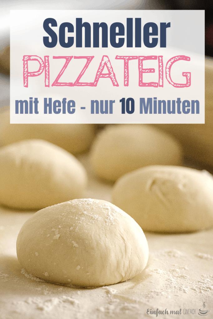 Schneller Pizzateig in 10 Minuten - Bild 8