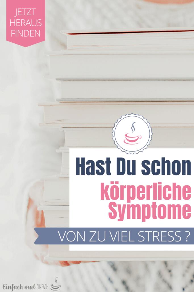 Hast Du körperliche Symptome von zu viel Stress? - Bild 4