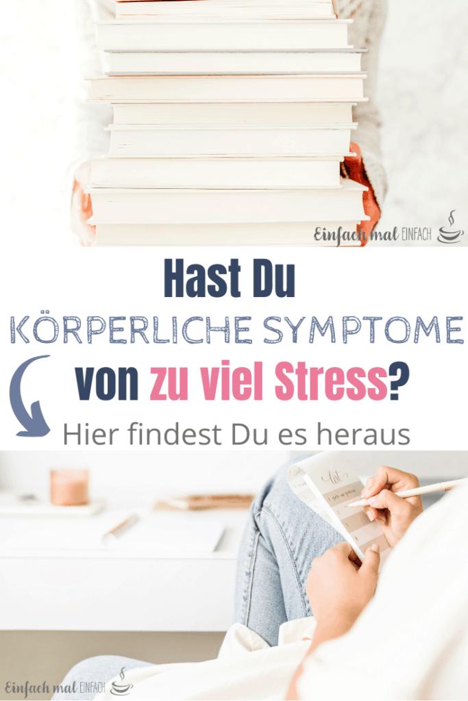 Hast Du körperliche Symptome von zu viel Stress? - Bild 5