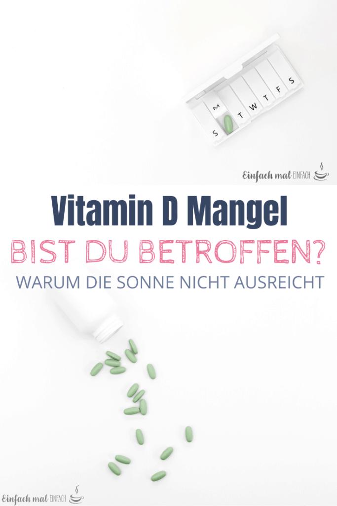 Vitamin D Mangel - Warum die Sonne nicht ausreicht - Bild 6