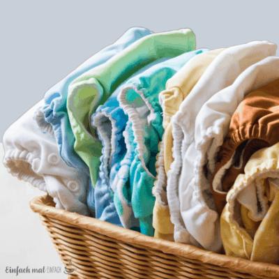 Stoffwindeln in der Praxis – Waschen, Wickeln, Unterwegs