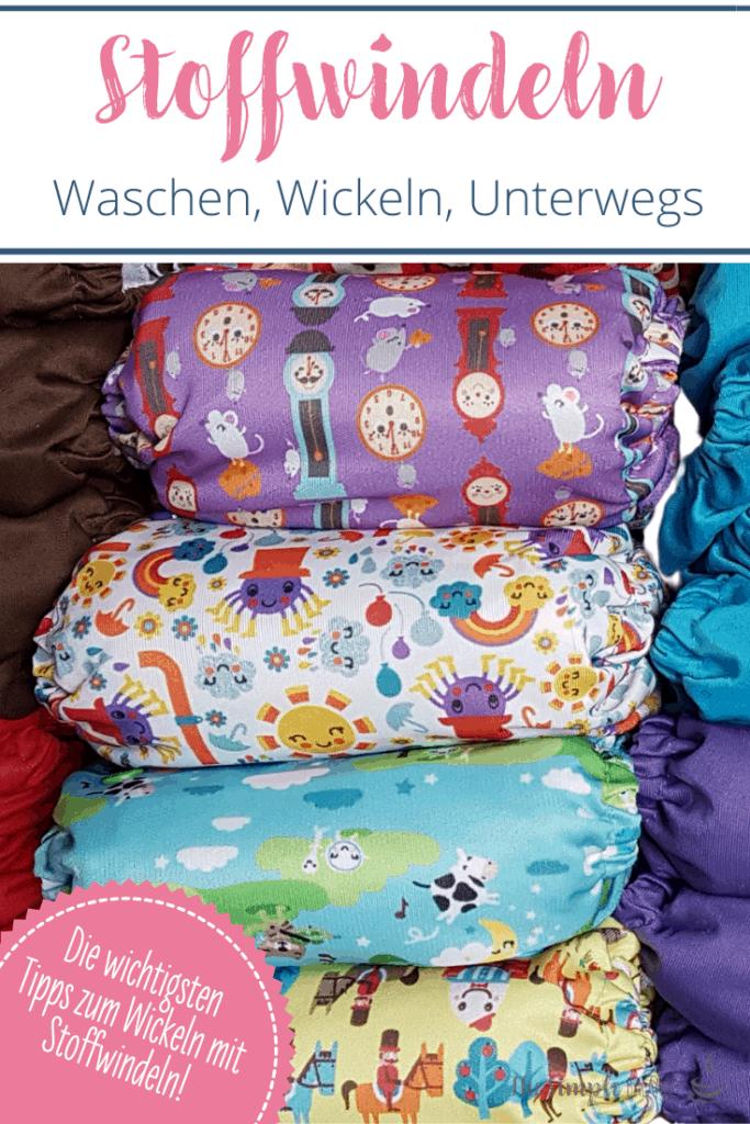 Stoffwindeln in der Praxis - Waschen, Wickeln, Unterwegs - Bild 9