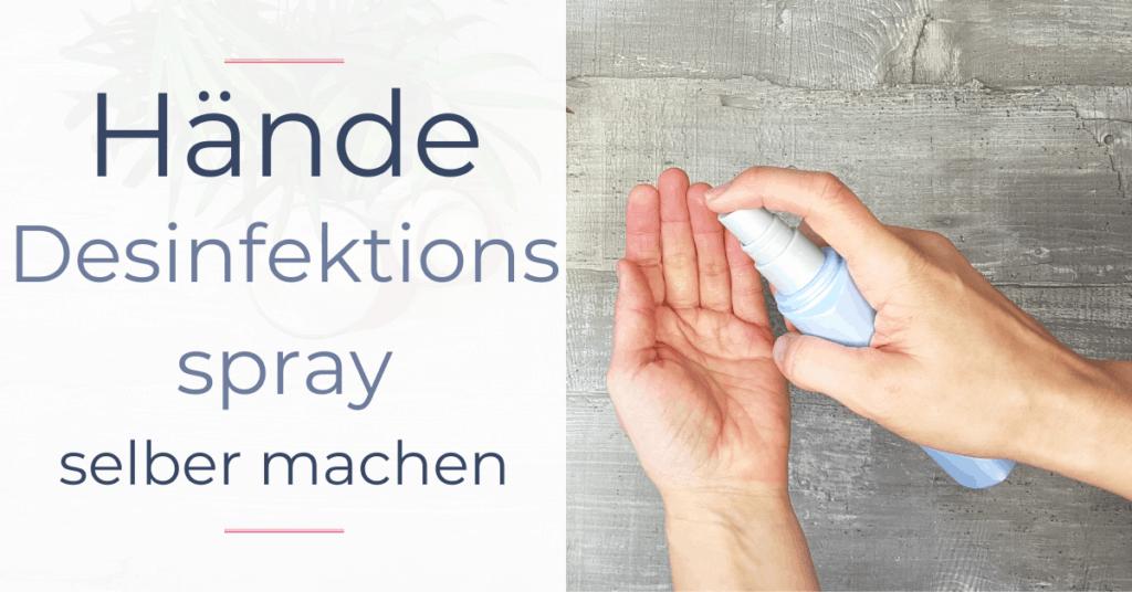 Händedesinfektionsmittel selber machen - 2 Rezepte - Bild 4
