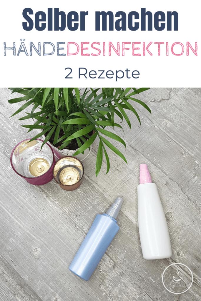 Händedesinfektionsmittel selber machen - 2 Rezepte - Bild 5