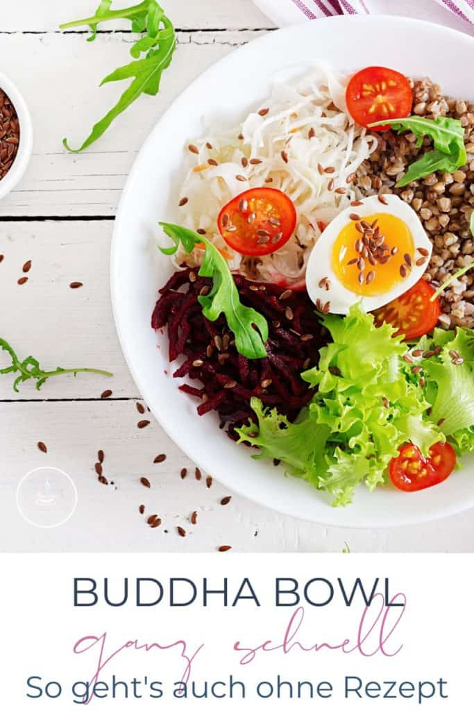 Buddha Bowl ganz schnell - Bild 5