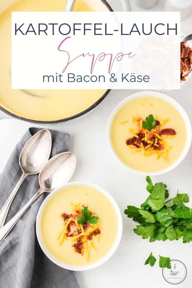 Schnelle Kartoffel-Lauch-Suppe in nur 30 Minuten - Bild 1