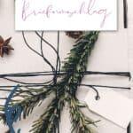Weihnachtsgeschenke im Briefumschlag